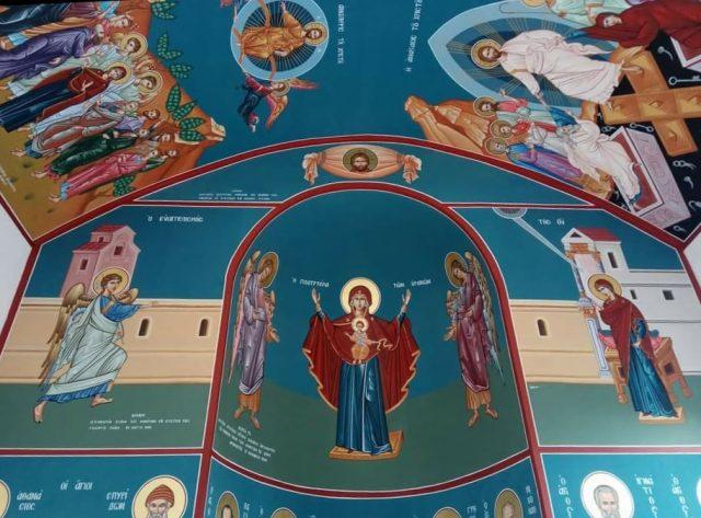 Αγιογράφηση ναών