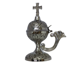 Incense household bronze silver