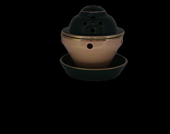 Καντήλι Επιτραπέζιο Πορσελάνης
