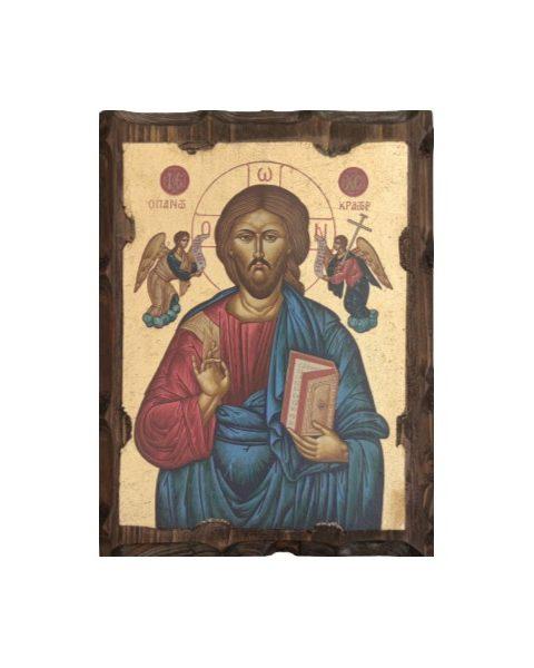 Εικόνα Ιησούς Χριστός Παντοκράτωρ