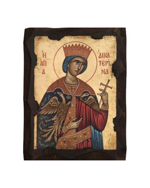 Εικόνα η Αγία Αικατερίνη η Μεγαλομάρτυς
