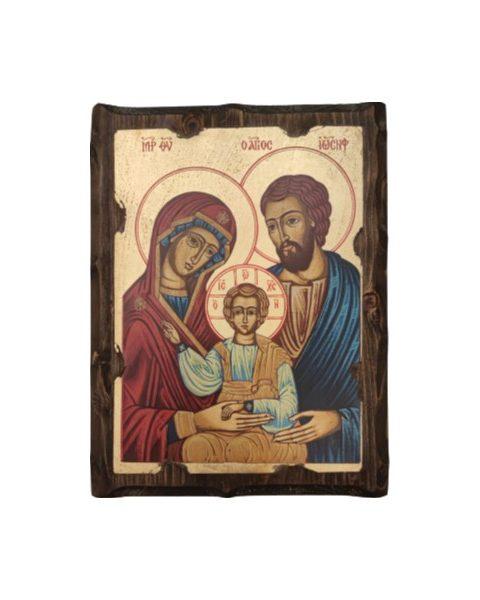 Εικόνα η Αγία Οικογένεια