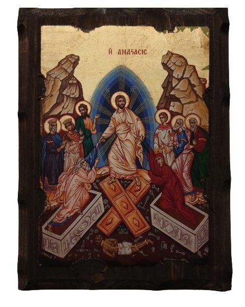 Εικόνα η Ανάσταση
