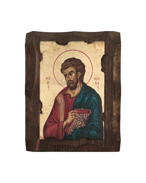 Εικόνα ο Άγιος Λουκάς ο Ευαγγελιστής